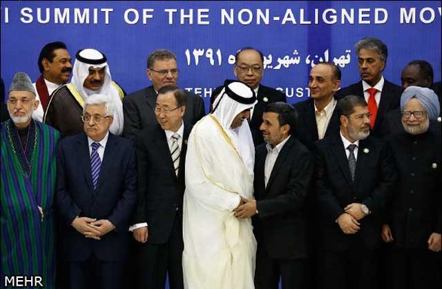 نمایندگان کشورهای غیر متعهد که با دست خالی به تهران آمدند و با جیب پر به کشورشان بازگشتند.