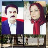آویزان کردن عکس مسعود و مریم یک نوع بت پرستی و دیکتاتوری فاشیستی است که بی تردید مورد نفرت و نکوهش مردم جهان است. تصویر های زشت و چندش آور خامنه ای و خمینی در تهران و شهرستان ها نیز مورد نفرت مردم ایران است.