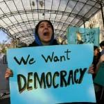 فریاد آزادی خواهی، فریادی است که همیشه از گلوی مردم ایران بیرون آمده ولی هربار از سوی ستم گران و خودکامگان در گلو خفه شده و مردم در دیکتاتوری و ظلم بیکران باقی ماندند.