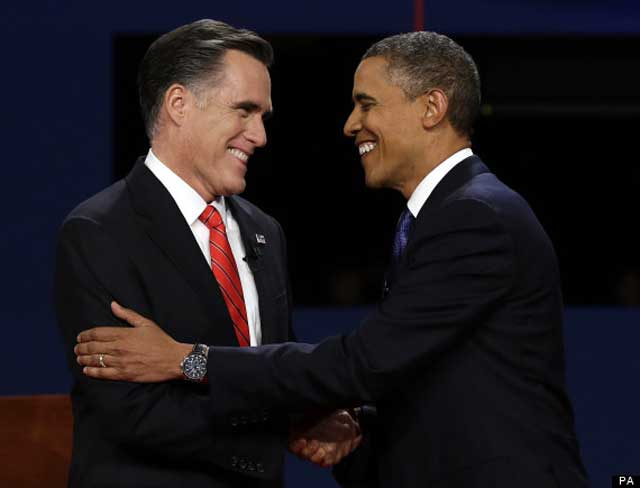 barack-obama-and-mitt-romney-together-presedential-debate-iran