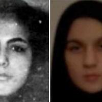 عکس ریحانه جباری و عاطفه رجبی سهاله، دو دختر جوان و معصوم که به جرم هوسرانی و تجاوز دو دژخیم حکومتی به دار آویخته شدند