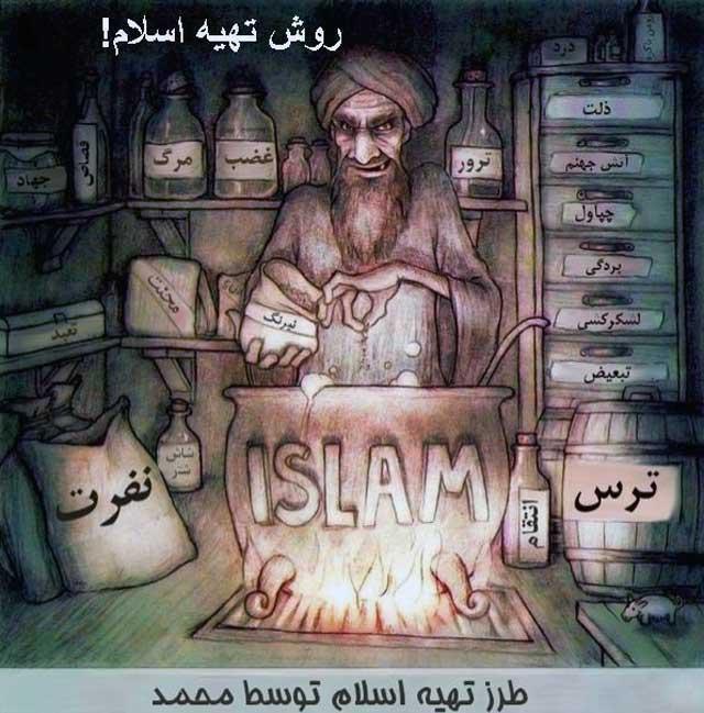 آنچه در سرشت اسلام است در این جا نشان داده شده و بی تردید اسلام نمی تواند بیرون از این گفته ها باشد.