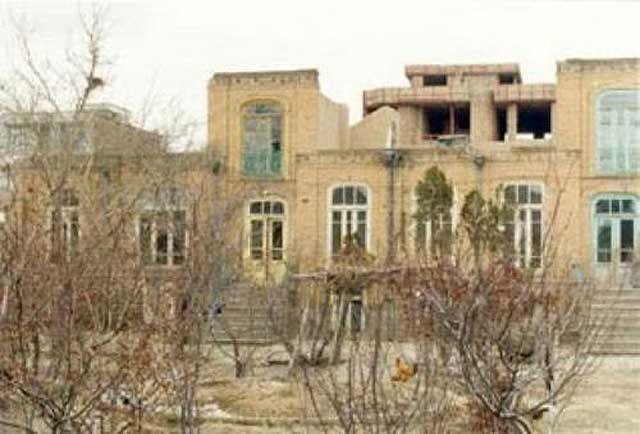 این خانه و محل اقامت تبریز بوده است که اکنون به عنوان یک اثر تاریخی از آن نگاهداری می شود.