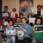 ایرانیان گرانمایه، ارجمند و فرهیخته در ترکیه یاد کشته شدن جوان مبارز و چالشگر میهنمان را گرامی می دارند.