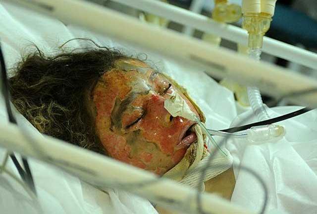 اینهم از شاهکارهای دیگر رژیم ضد انسانی حاکم بر ایران.