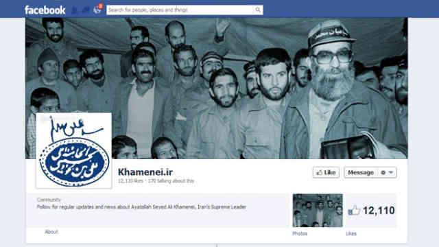 حضور خامنه ای در فیسبوک خود حاکی از میزان گسترش نیروهای ارتش سایبری رژیم دارد؛ فعالین ضد حکومت اسلامی باید بیش از پیش مواظب بوده و مسائل امنیتی را جدی بگیرند.