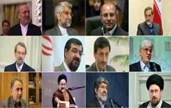 آیا میان ۷۵ میلیون جمعیت ایران، این ها چهره تابناک، روشنفکر، و میهن دوستند که می خواهند به نمایندگی مردم رئیس جمهور شوند؟. آیا برای ما موجب ننگ و شرمساری نیست که این خائنان، بی صفتان، و وطن فروشان بخواهند کاندیدای ما باشند؟. به راستی شرم بر ما باد که بخواهیم آنان را از خود بدانیم!