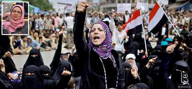 تلاشی پیگیر و بی امان از سوی زنان گرانمایه و خردمند مصر در رودر رویی رژیم دیکتاتوری زن ستیز اسلامی