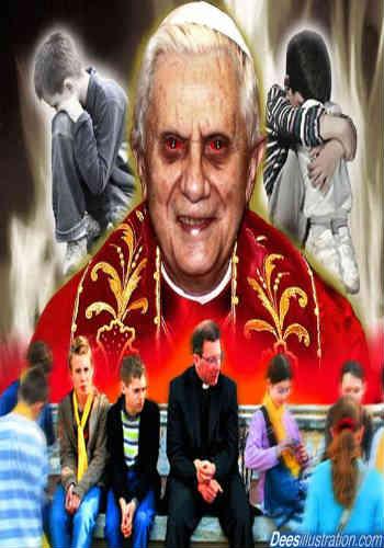 یکی از اصول اخلاقی که مذهب به پیروان خاصش که همانا روحانیون باشد آموخته، تجاوز جنسی به کودکان است که کشیش های مسیحی در این امر اخلاقی! خطیر به شدت موفق می باشند.
