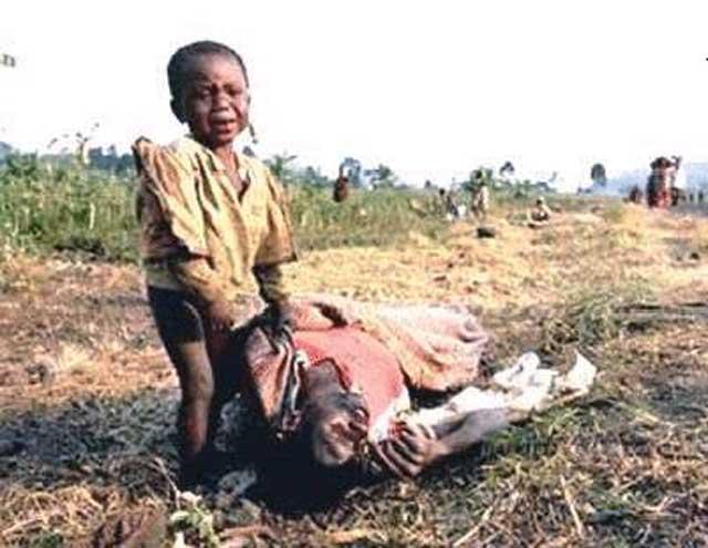 خدای آفریقا، الله مدینه، و عیسی مسیح کجا هستند تا به فریاد درماندگی مردم محروم این قاره نکبت زده برسند؟!.