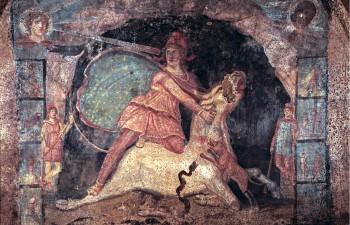 نقاشی خدای جنگ