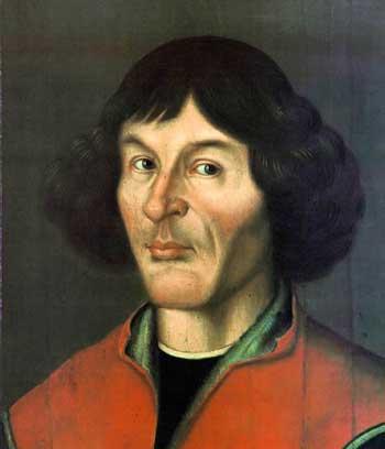 نیکلاس کوپرنیک، ستاره شناس و ریاضی دان لهستانی که خرافات  کلیسا و قرآن را فاش و برملا ساخت.