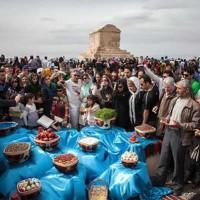 حمله به آرامگاه کوروش بزرگ، ترس بی پایان رژیم از تاریخ و فرهنگ ایران را فریاد می کند!