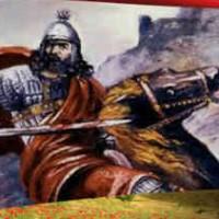 مازیار همانند بابک خرمدین، دلاوری است که مرگ را با زانو در آورد!