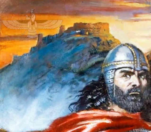 در طول تاریخ بابک ها و مازیار های بی شماری جان شان را در راه دفاع از تاریخ و فرهنگ ایران زمین، فدا کرده اند!