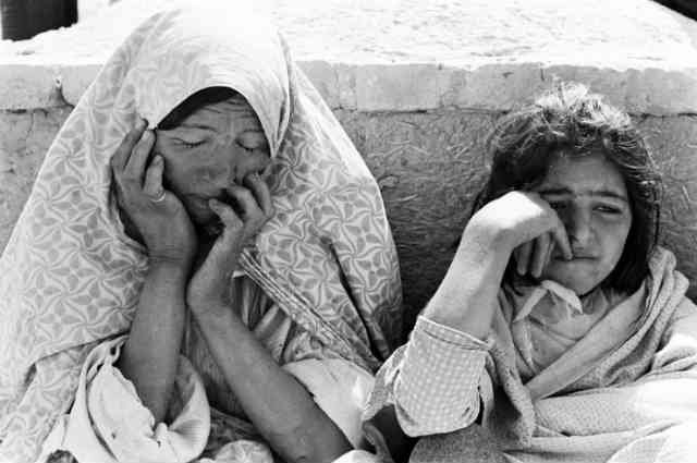زلزله بوئین زهرا، یکی از وحشتناک ترین زمین لرزه های تاریخ ایران بوده است.