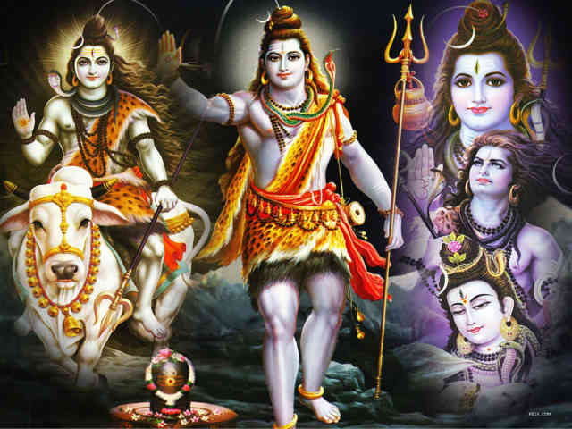 شیوا یکی از الهه های هندوهاست، چرا خدای تو حقیقی تر از شیوا است؟