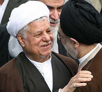 دو دل و دو دلبر، دو چهره تابناک در به لجن کشیدن آزادی و دموکراسی و اشاعه قتل و غارت در ایران. این دو  نماینده و مظهر اسلام در کشور ما به شمار می آیند.