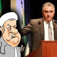 رژیم در برابر شورای ملی، با دستپاچگی رفسنجانی را وارد گود نمود