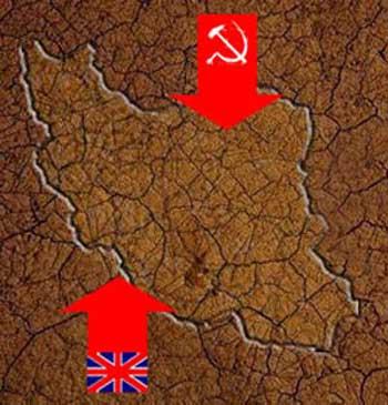 کشورما همیشه در معرض خیانت و توطئه انگلیس و عرب از جنوب، و روسیه از شمال بوده است. در شرایط کنونی این سه دشمن دیرین بدنبال دست درازی و تجزیه ایرانند، و خود رژیم هم که ضد ایرانی است و در نهایت با این سه گروه همکاری و همخوانی دارد.
