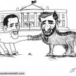 آقای اوباما رئیس جمهور محترم آمریکا، مشکل ایران مشکل شما نیزهست
