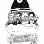 آقای کروبی گرامی، شترسواری دولا دولا ویا یک بام و دو هوا چرا؟