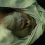 پیکرعلی حبیبی موسوی خامنه ازسوی لاشخوران رژیم آخوندی به گروگان گرفته شد