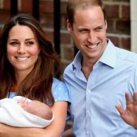 کاترین همسر شاهزاده ویلیام دیروز در لندن پسری به دنیا آورد