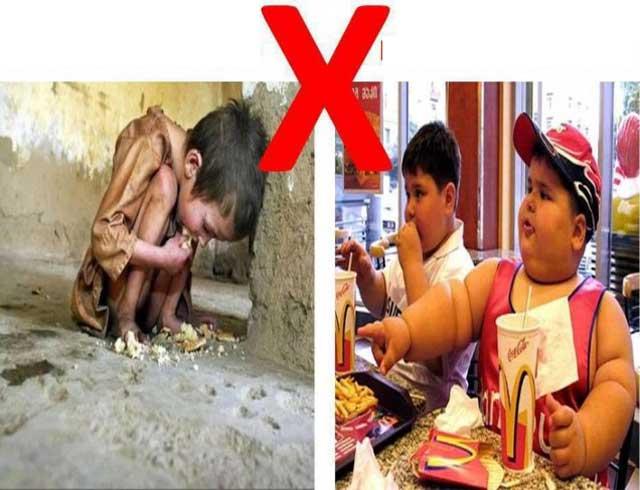 در ایران هم مانند کشورهای تحت سلطه دیکتاتورها، میان غنی و فقیر فاصله زیاد است. کودکانی که از فقر و تنگدستی بدون سرپرست در خیابان ها رها شده اند، مورد خشونت و ضرب و شتم سربازان گمنام امام زمان و بسیجی ها قرار می گیرند.