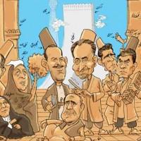 اصلاح طلبان، چرخ جنبش و بقای رژیم اسلامی اند