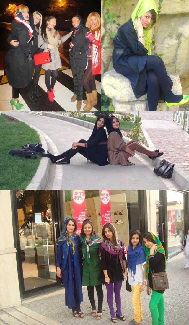 iranian-girls-women-wearing-leggings-tights-tight-trousers-in-iran-tehran