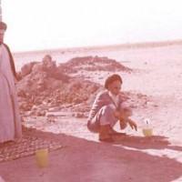 خمینی آخوندکی سرگردان از بیغوله ای در عراق به ایران آمد و بر امت خردباخته و ناآگاه سوار شد و آنگاه عکس خود را در ماه به رخ ملت نادان و خردباخته کشاند.
