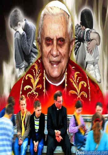 یکی از اصول اخلاقی که مذهب به پیروان خاصش که همانا روحانیون باشد آموخته، تجاوز جنسی به کودکان است که کشیش های مسیحی در این امر اخلاقی! خطیر به شدت موفق می باشند.  سیروس پارسا