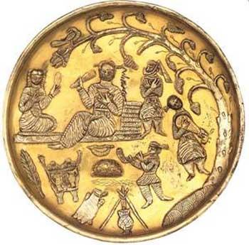 ( این سند مهم نشان می دهد که دستگاههای موسیقی در دوره ساسانی به نظم در آمده بوده است)