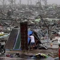 توفان دریایی مرگباری که هزاران نفر را در فیلیپین به نابودی کشاند