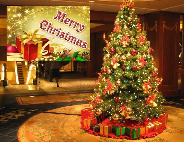 کریسمس بر همگان به ویژه هم میهنان مسیحی شاد و خرم باد. فرارسیدن کریسمس و سال نو میلادی