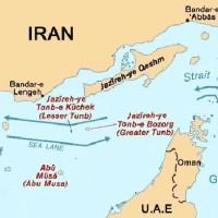 آقای خامنه ای، هرگونه چشم پوشی از مالکیت جزایر ایران خیانتی بزرگ، و گناهی نابخشودنی است