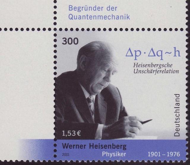 (هایزنبرگ نشان داد که در دنیا هیچ چیز قطعی نیست!)