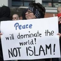 این تظاهرات و نمونه های دیگری مانند آن در کشورهای دانمارک، انگلیس، لهستان، سوئد و چند نقطه دیگر علیه گروههای اسلامی و عملکرد ضد انسانی و فاشیستی آنان برگزار شده است. ولی در کشور ما به جای مبارزه با این جنایتکاران، با رأی دادن و شرکت در مجالس آنان، رژیم را بر سر قدرت نگه داشته اند. تفاوت از کجا تا به کجا!.
