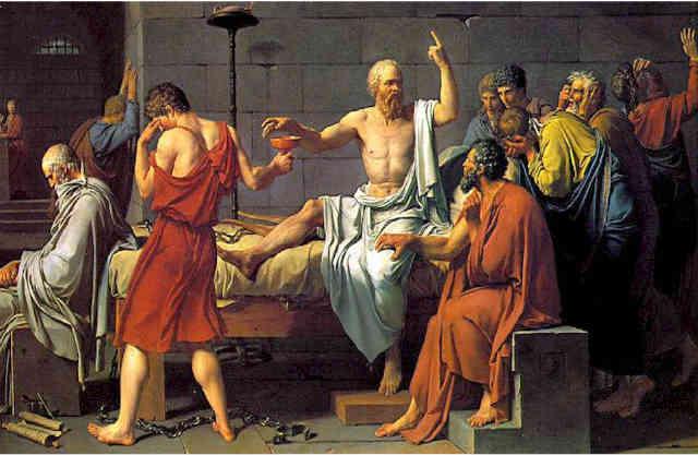 نامیرایی سقراط نه در حیاتِ زمینی اش، بلکه در بلندی افکار و درخشش آموزه هایش نهفته است و این تنها جاودانی است که بشر آزاد اندیش می تواند داشته باشد.  _ سیروس پارسا