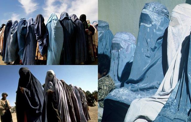 زنان افغان زیر بار ظلم و ستم قوانین ارتجاعی اسلامی و سوداگران دین مانند طالبان، و همچنین شوهران، پدران، و برادران متعصب خرافاتی به سختی زنده اند، ولی زندگی نمی کنند. بسیاری از آنان به وسیله مردان نامرد و اطرافیان خود، معتاد و اسیر مواد مخدرند.