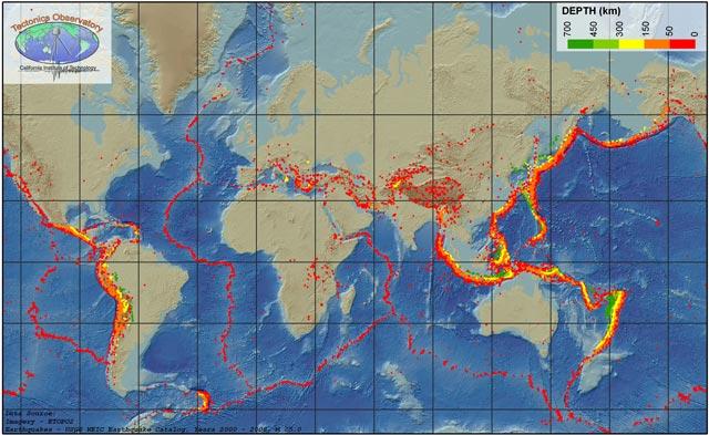 (امروز می دانیم که زلزله حرکت طبیعی لایه های زمین است که میلیاردها سال وجود داشته و دارد... چه خدا از انسان راضی باشد و چه نباشد و اگر انسانی هم در زمین نباشد، زلزله بوده است و خواهد بود)
