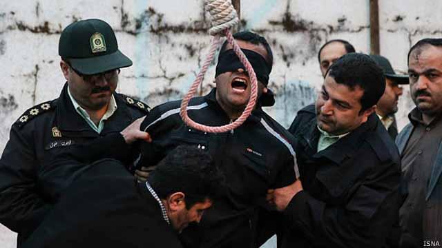 بلال به سوی طنابدار برده میشود