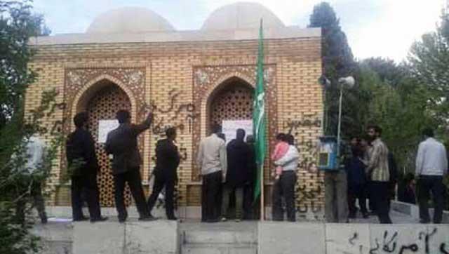 (دولت تاجیکستان اعلام کرد که حاضر است جسد ریچارد فرای را بپذیرد. این خلاف انسانیت است که جسد او را بلاتکلیف به ایران راه ندادند . براستی امروز ایراندوستی درد و مصیبت بزرگی برای فرد است..)
