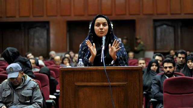 ریحانه جباری دختری که به دفاع و شرافت خود در برابر ناانسانی ایستادگی کرد ولی غافل از آن که شرف و ناموس در قاموس رژیم اسلامی سکوت محض و تسلیم بلاشرط زنان است.