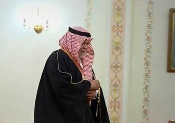 (فرتور شاهزاده بندر بن سلطان دشمن قسم خورده ایران است. براستی ضعف ارتش ایران آنقدر شده که عربستان سعودی بخود اجازه دست درازی به ایران را هم بخود خواهد داد؟)