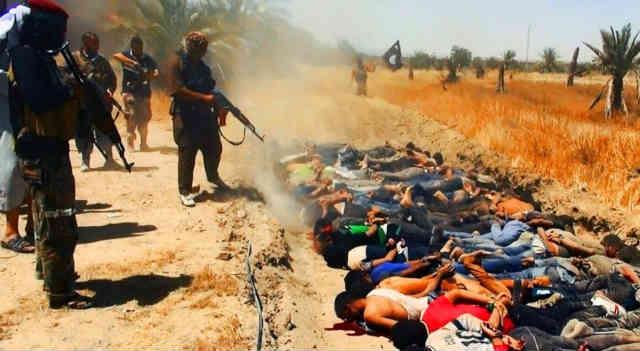 داعش اکنون چندهفتهای است که تلاش میکند در کردستان سوریه بهپیش رود و به همین منظور قصد دارد منطقه کُردنشین «کوبانی» را تصرف کند. در حال حاضر کوبانی در محاصره نیروهای داعش قرار دارد و این صحنه ای است از کشتار بیرحمانه آنان.