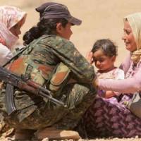 تازی زادگان، عزادار فلسطین اند ولی در کشتار ایزدی ها بی تفاوت!