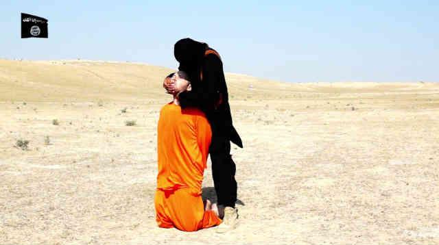 در تصویر گوشه ای از رحمانیت اسلام را مشاهده می کنید! داعشی های عراق و ایران، از جمله پیروان راستین اسلام اند!