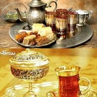 چه زیبا و دل انگیز است که با قوری و سماور به استقبال چای رویم و در کنار منظره یا رودخانه ای بنشینیم و چای بنوشیم.